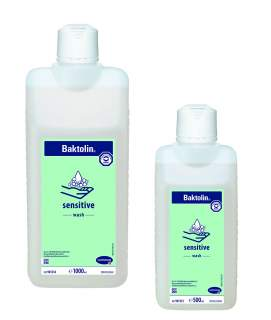 Bode Baktolin sensitive 500 ml-Flasche